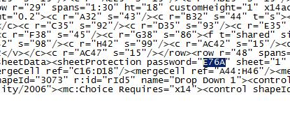 komplette excel datei mit passwort schützen