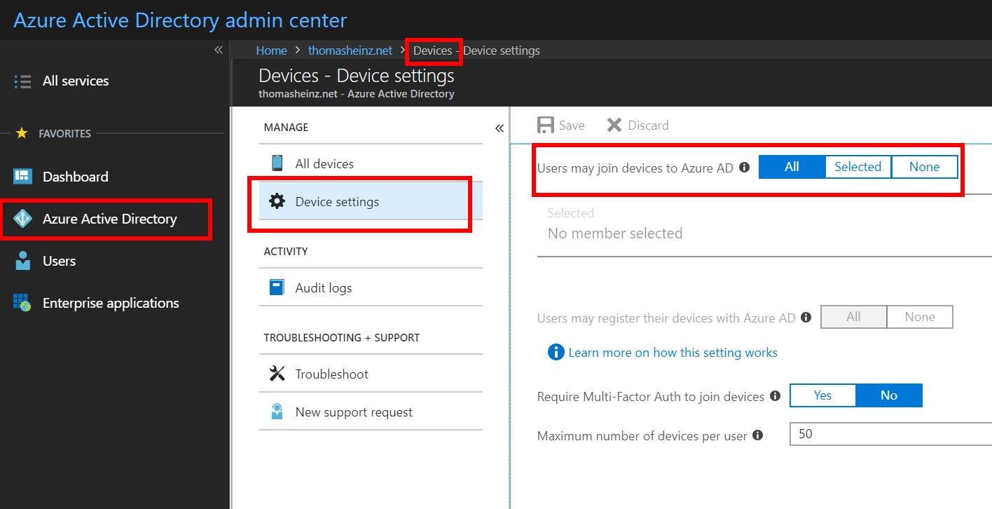 Microsoft Intune Autopilot