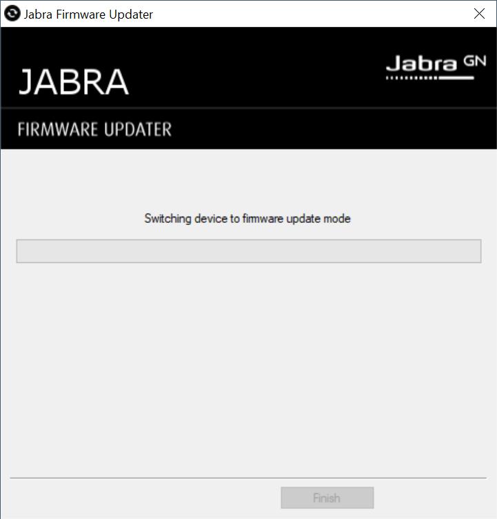 Jabra Evolve 65 MS Stereo – manuelles Firmware Update