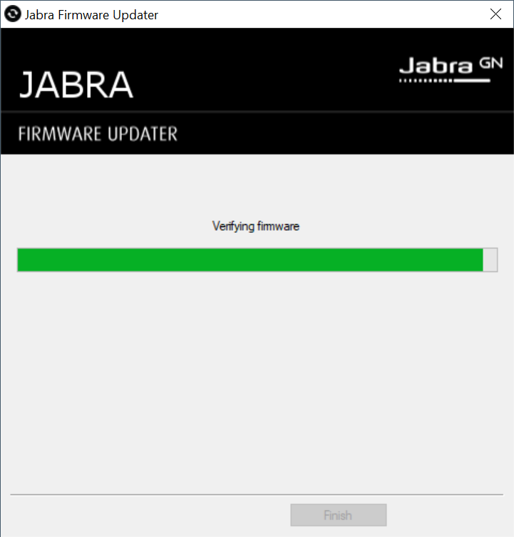 how to jabra evolve upgrade firmware